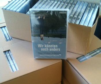 "OUT NOW: DVD ""WIR KÖNNTEN AUCH ANDERS"""